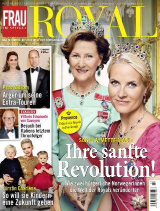 Frau im Spiegel Royal NR03-17