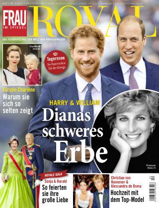 Frau im Spiegel Royal NR04-17