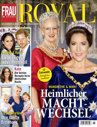 Frau im Spiegel Royal NR06-17