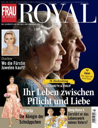 Frau im Spiegel Royal NR07-17