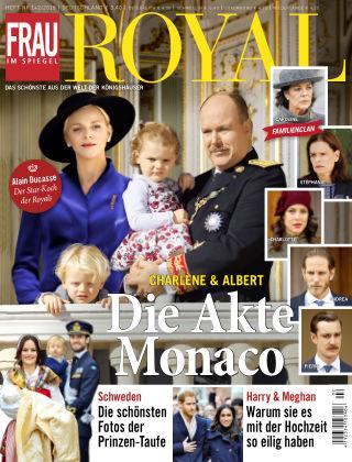 Frau im Spiegel Royal NR01-18