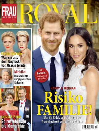 Frau im Spiegel Royal NR03-18