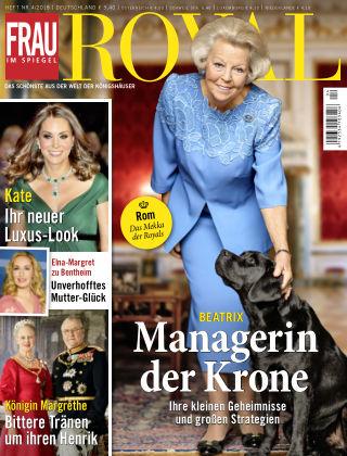 Frau im Spiegel Royal NR04-18
