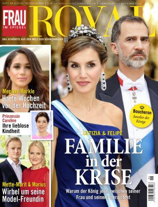 Frau im Spiegel Royal NR06-18