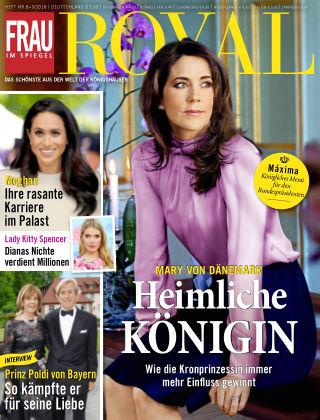 Frau im Spiegel Royal NR08-18