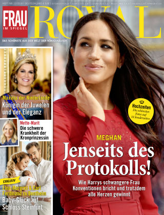Frau im Spiegel Royal NR12-18