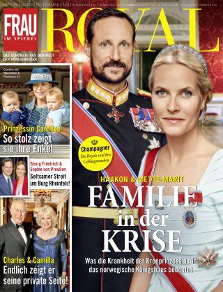 Frau im Spiegel Royal NR01-19
