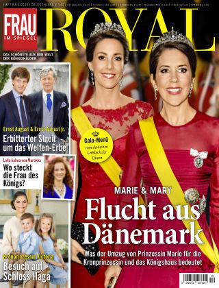 Frau im Spiegel Royal NR04-19