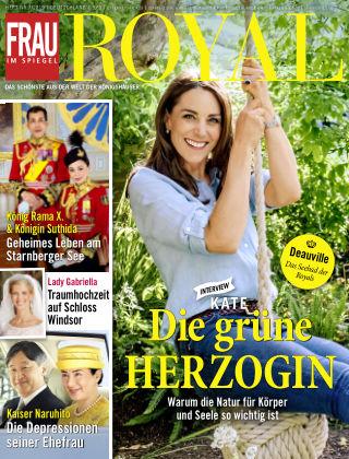 Frau im Spiegel Royal NR07-19