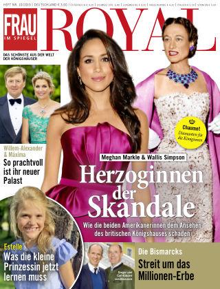 Frau im Spiegel Royal NR10-19