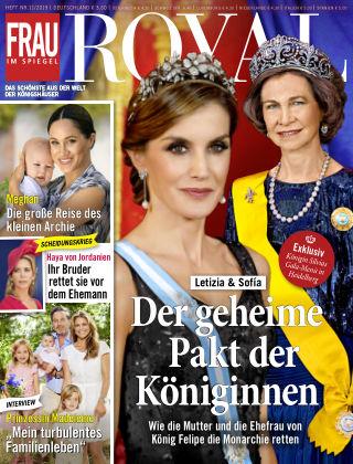 Frau im Spiegel Royal NR11-19