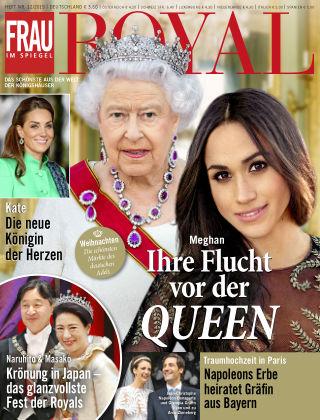 Frau im Spiegel Royal NR12-19