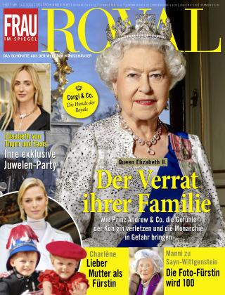 Frau im Spiegel Royal NR01-20
