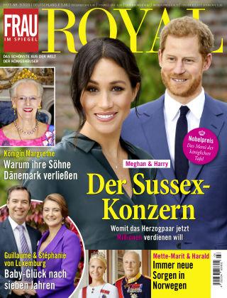 Frau im Spiegel Royal NR03-20