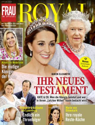 Frau im Spiegel Royal NR07-20