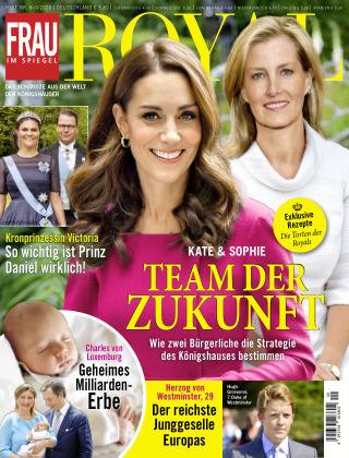 Frau im Spiegel Royal NR08-20