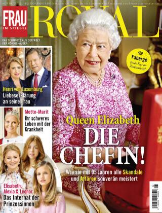 Frau im Spiegel Royal NR05-21