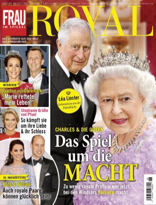 Frau im Spiegel Royal NR06-21