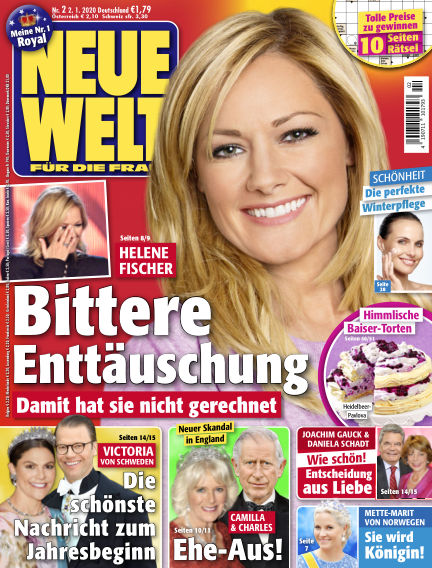 Neue Welt January 02, 2020 00:00