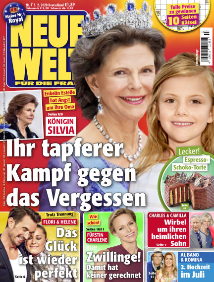 Neue Welt February 05, 2020 00:00