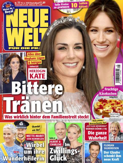 Neue Welt June 10, 2020 00:00