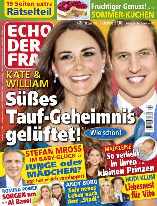 Echo der Frau NR.27 2015