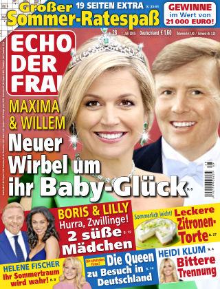 Echo der Frau NR.28 2015