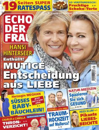 Echo der Frau NR39-18