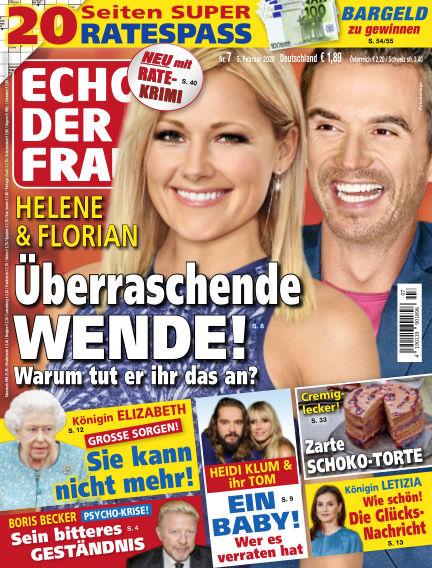 Echo der Frau February 05, 2020 00:00