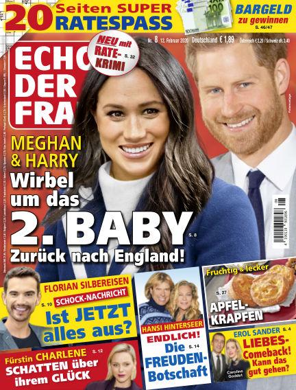 Echo der Frau February 12, 2020 00:00