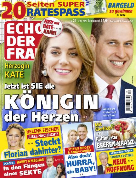 Echo der Frau May 06, 2020 00:00