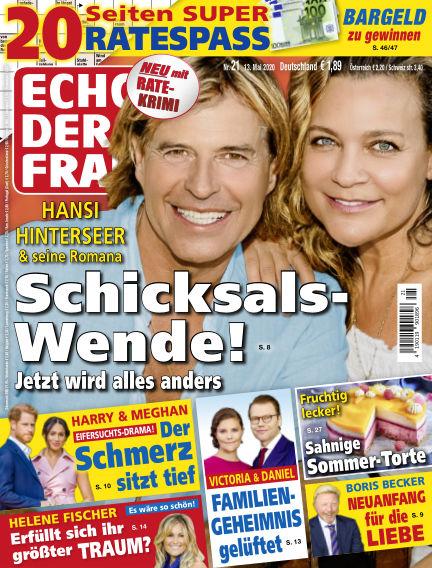 Echo der Frau May 13, 2020 00:00