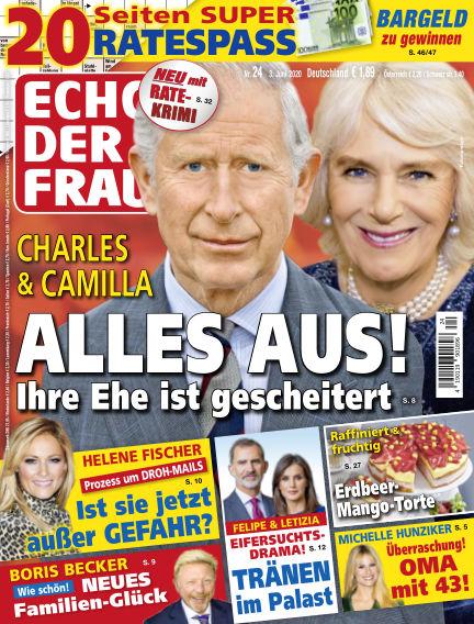 Echo der Frau June 03, 2020 00:00