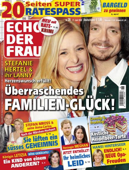 Echo der Frau June 17, 2020 00:00