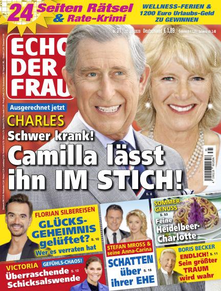 Echo der Frau July 22, 2020 00:00