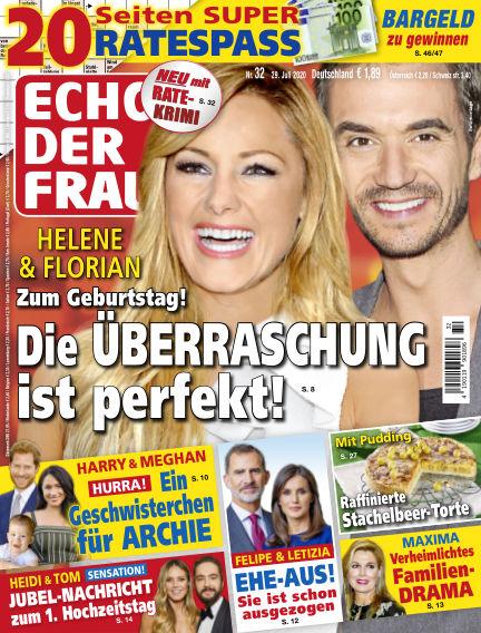 Echo der Frau July 29, 2020 00:00