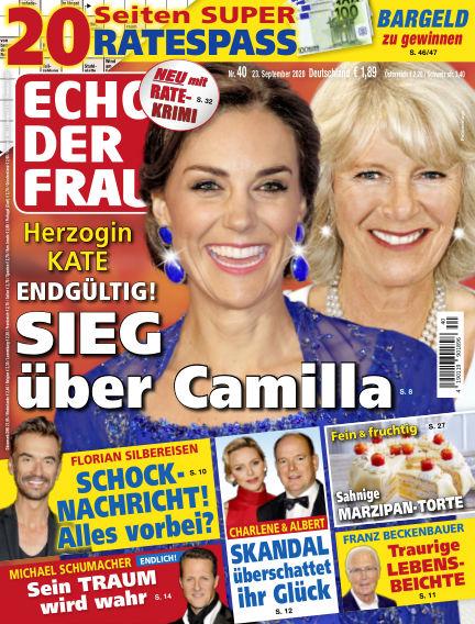 Echo der Frau September 23, 2020 00:00