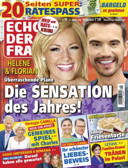 Echo der Frau October 21, 2020 00:00