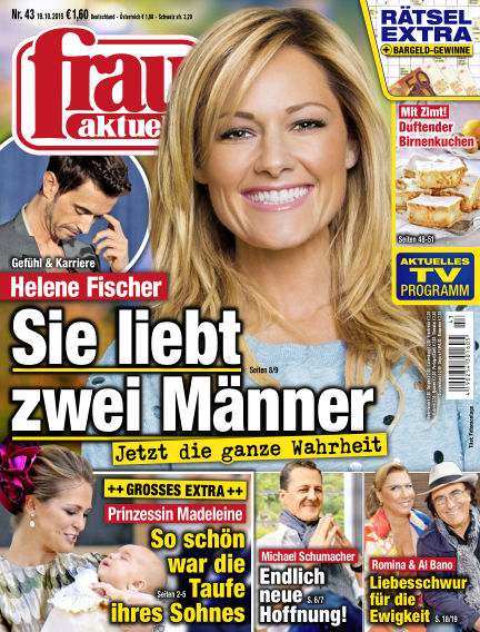 frau aktuell October 19, 2015 00:00