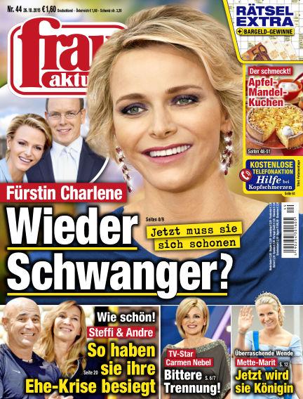 frau aktuell October 26, 2015 00:00