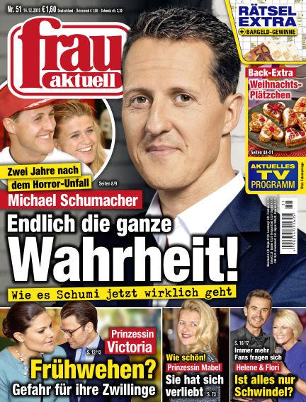 frau aktuell December 14, 2015 00:00