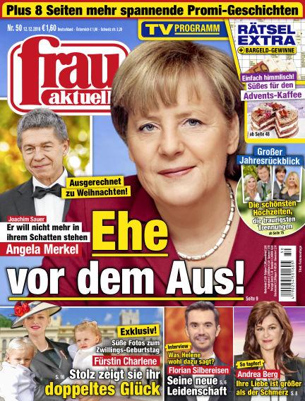 frau aktuell December 12, 2016 00:00