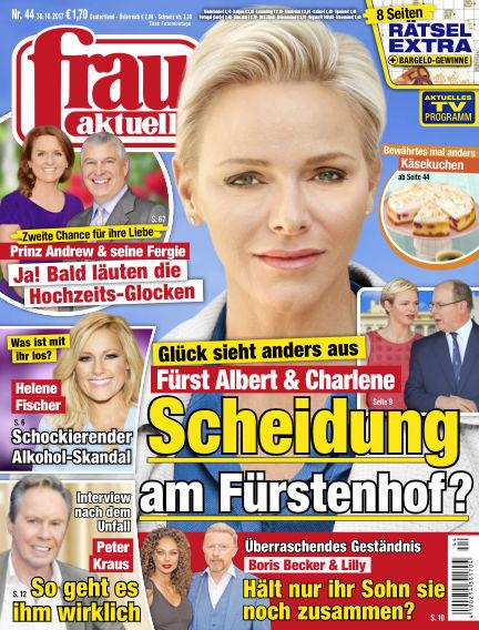 frau aktuell October 30, 2017 00:00