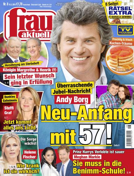 frau aktuell February 19, 2018 00:00
