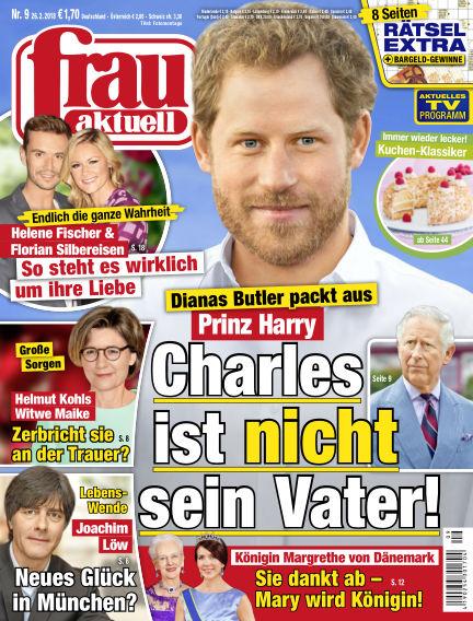 frau aktuell February 26, 2018 00:00