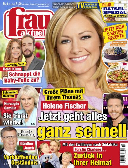 frau aktuell February 25, 2019 00:00