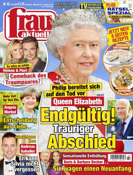 frau aktuell October 14, 2019 00:00