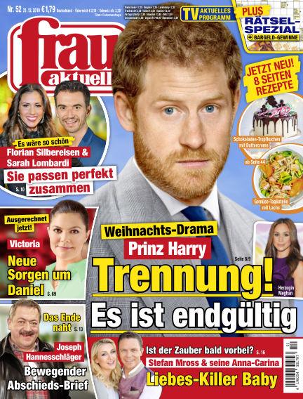 frau aktuell December 21, 2019 00:00
