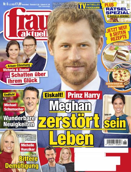 frau aktuell February 03, 2020 00:00