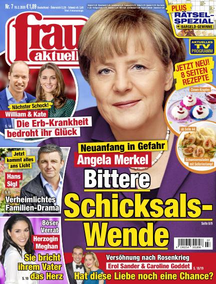 frau aktuell February 10, 2020 00:00